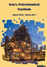 Iran's Petrochemical Yearbook 2011