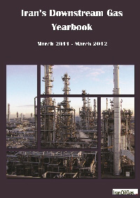 Iran's Downstream Gas Yearbook 2012