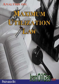 Maximum Utilization Law